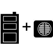 Ogrzewanie kocioł węglowy UZ + pompa Monoblok