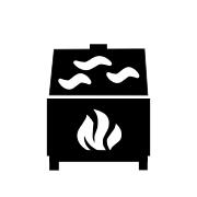 Ogrzewanie z kominkiem UO